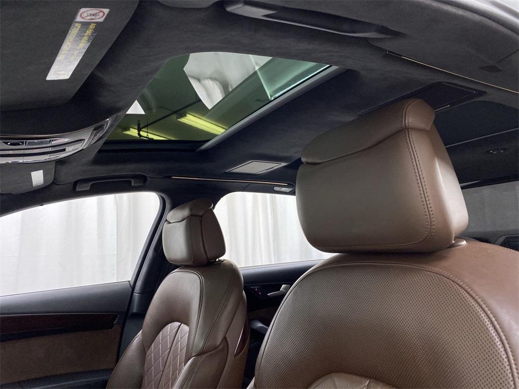 Used 2014 Audi A8 L 3.0T for sale Sold at Gravity Autos Marietta in Marietta GA 30060 39