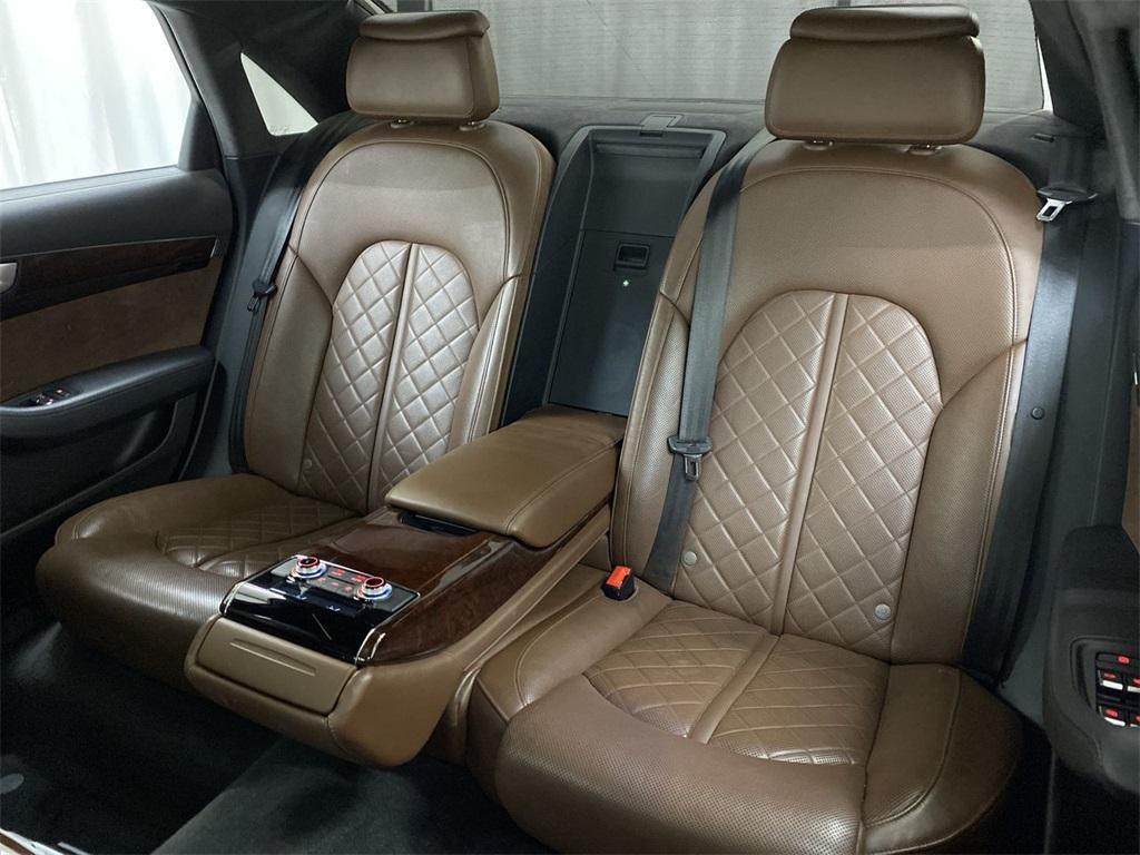 Used 2014 Audi A8 L 3.0T for sale Sold at Gravity Autos Marietta in Marietta GA 30060 41