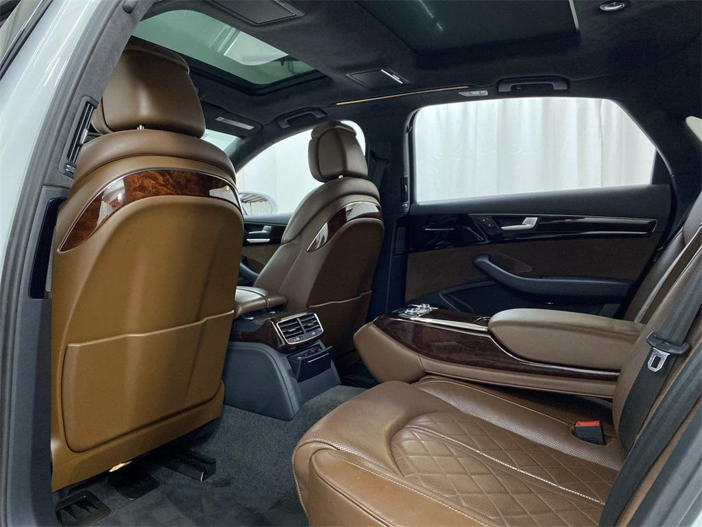 Used 2014 Audi A8 L 3.0T for sale Sold at Gravity Autos Marietta in Marietta GA 30060 42