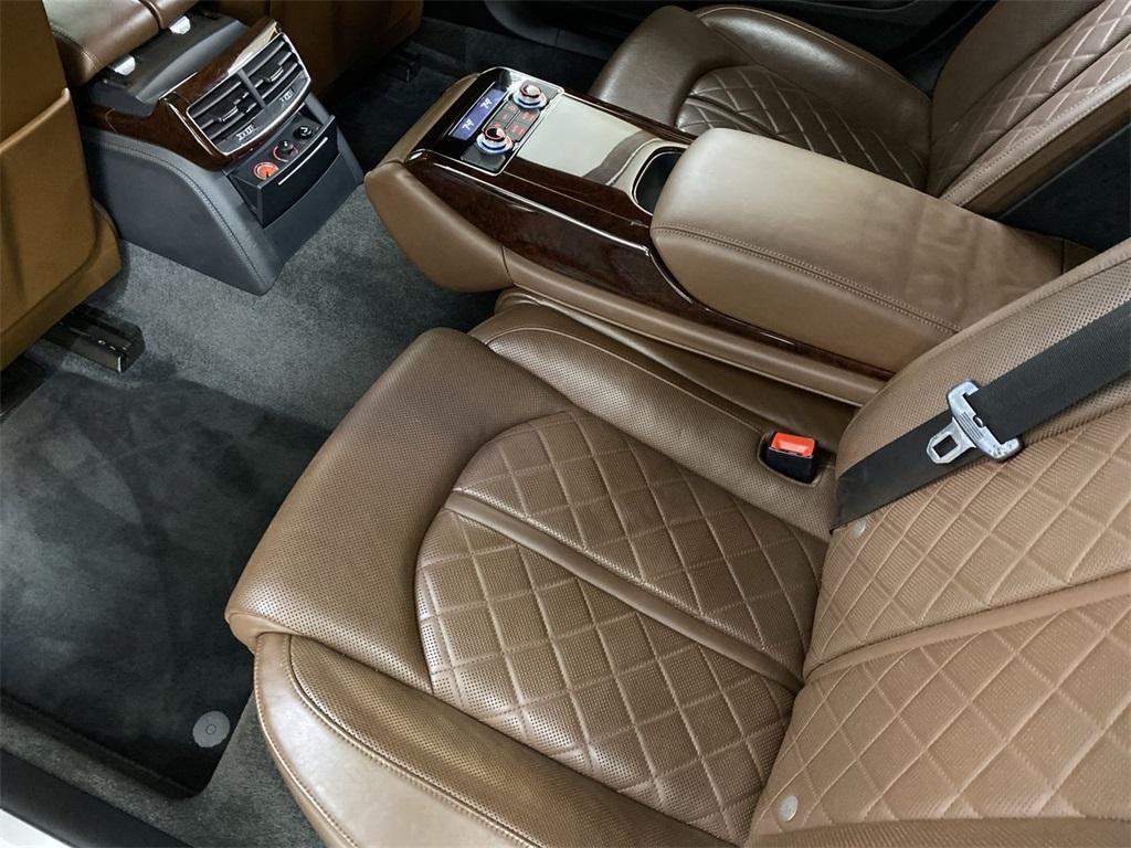 Used 2014 Audi A8 L 3.0T for sale Sold at Gravity Autos Marietta in Marietta GA 30060 43