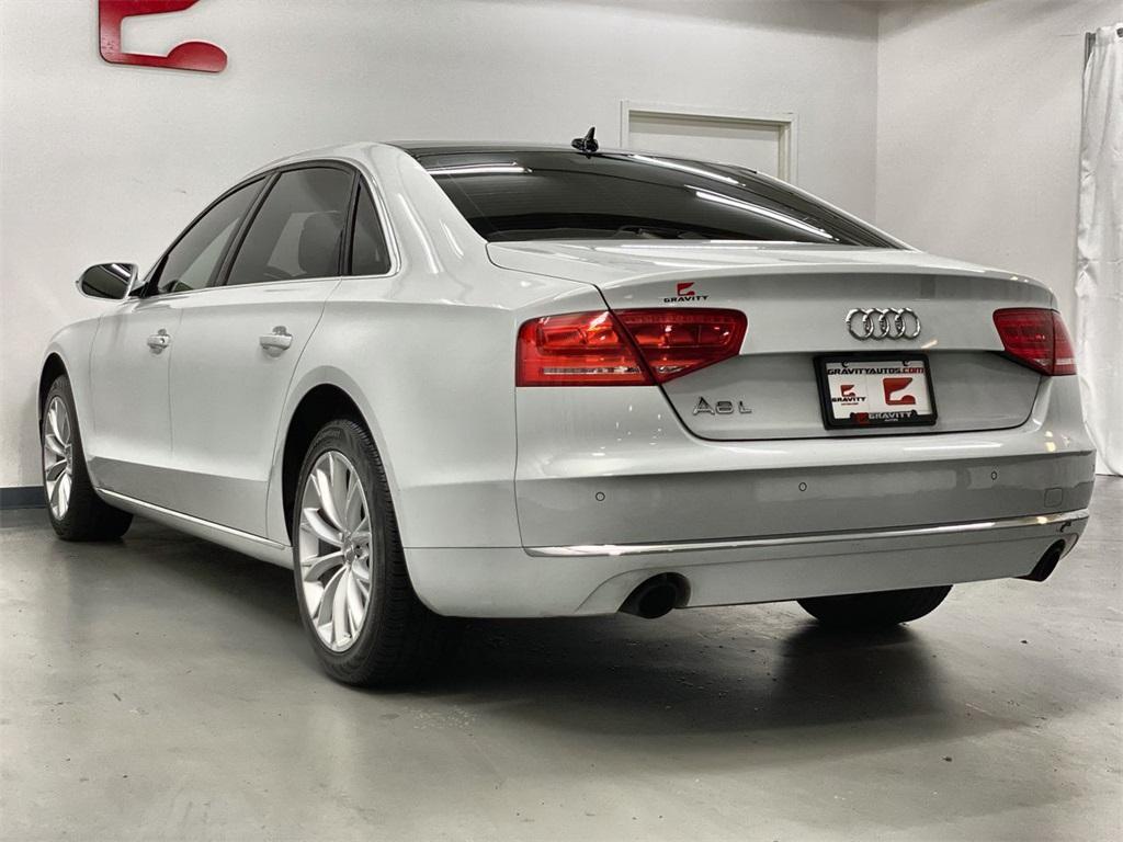 Used 2014 Audi A8 L 3.0T for sale Sold at Gravity Autos Marietta in Marietta GA 30060 7
