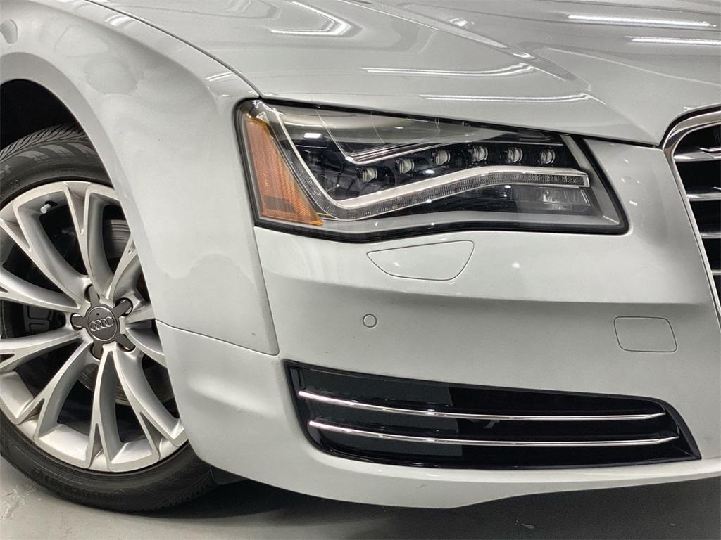 Used 2014 Audi A8 L 3.0T for sale Sold at Gravity Autos Marietta in Marietta GA 30060 8