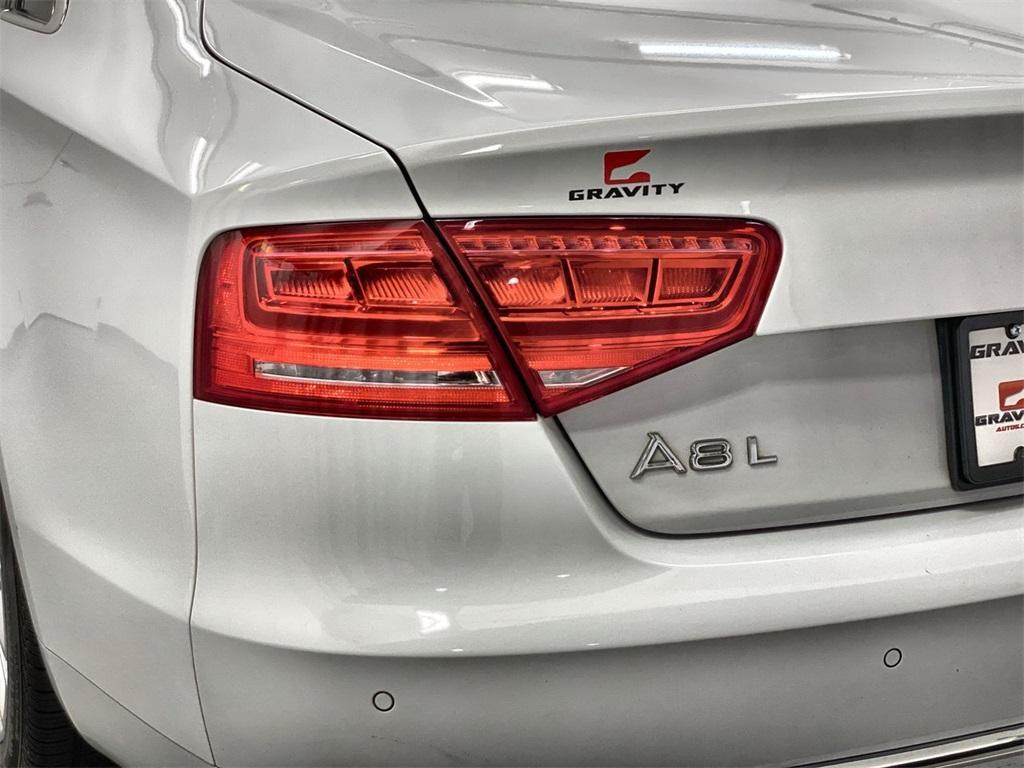 Used 2014 Audi A8 L 3.0T for sale Sold at Gravity Autos Marietta in Marietta GA 30060 9