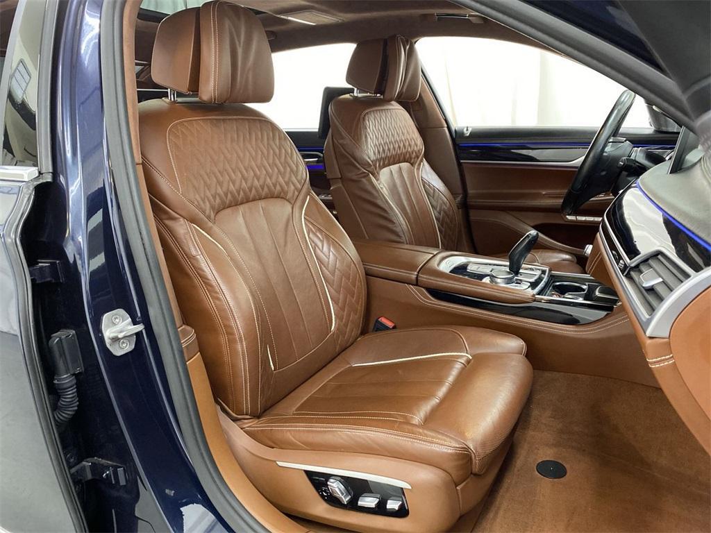 Used 2016 BMW 7 Series 750i xDrive for sale Sold at Gravity Autos Marietta in Marietta GA 30060 17