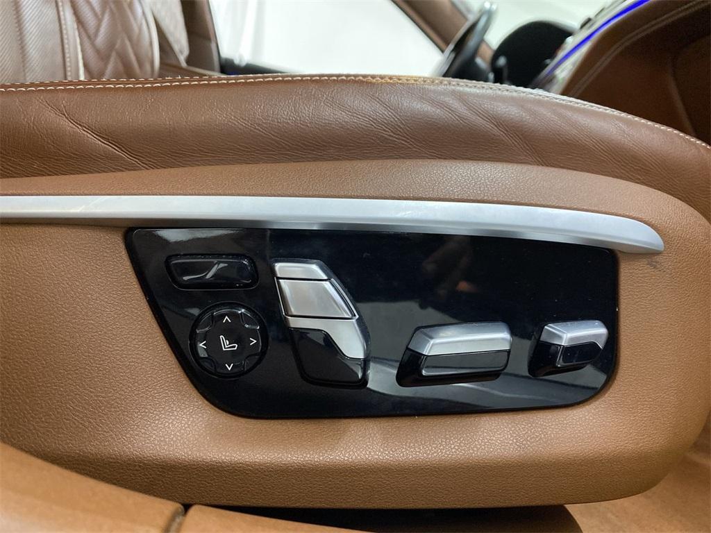 Used 2016 BMW 7 Series 750i xDrive for sale Sold at Gravity Autos Marietta in Marietta GA 30060 18