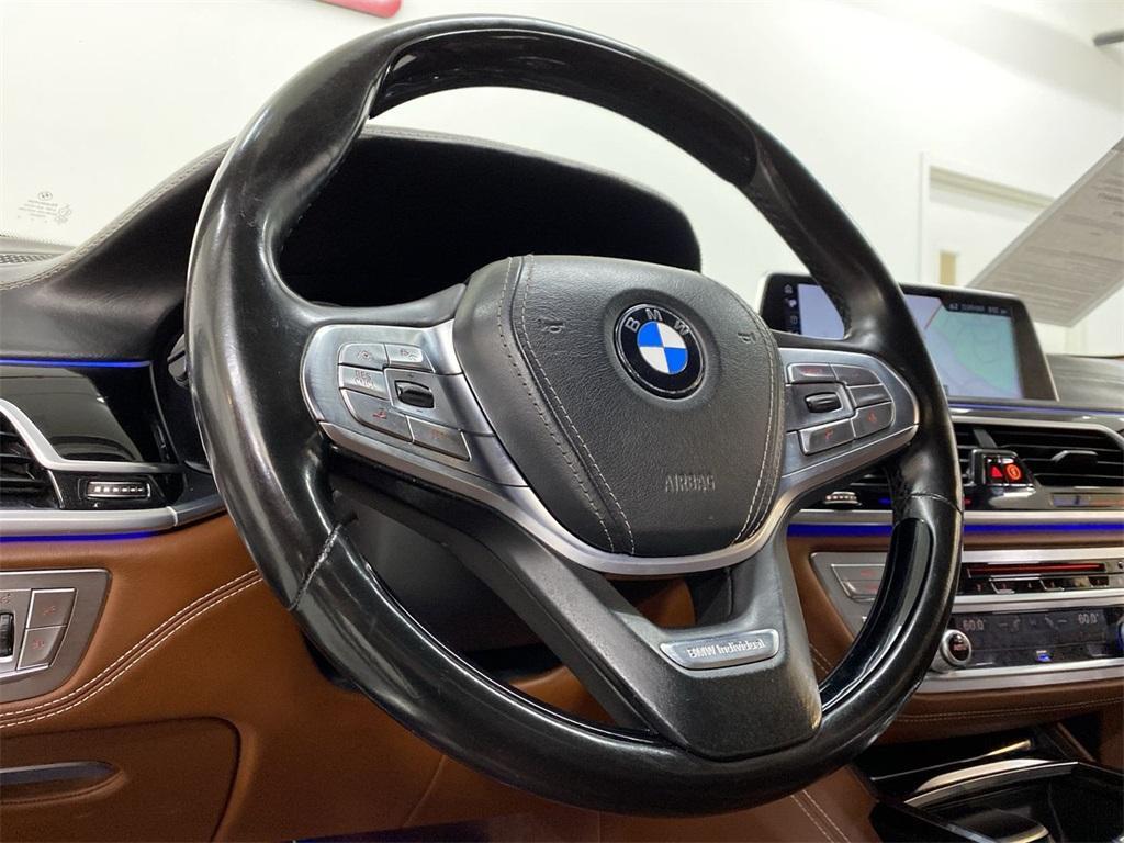 Used 2016 BMW 7 Series 750i xDrive for sale Sold at Gravity Autos Marietta in Marietta GA 30060 22