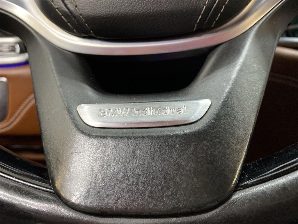 Used 2016 BMW 7 Series 750i xDrive for sale Sold at Gravity Autos Marietta in Marietta GA 30060 23
