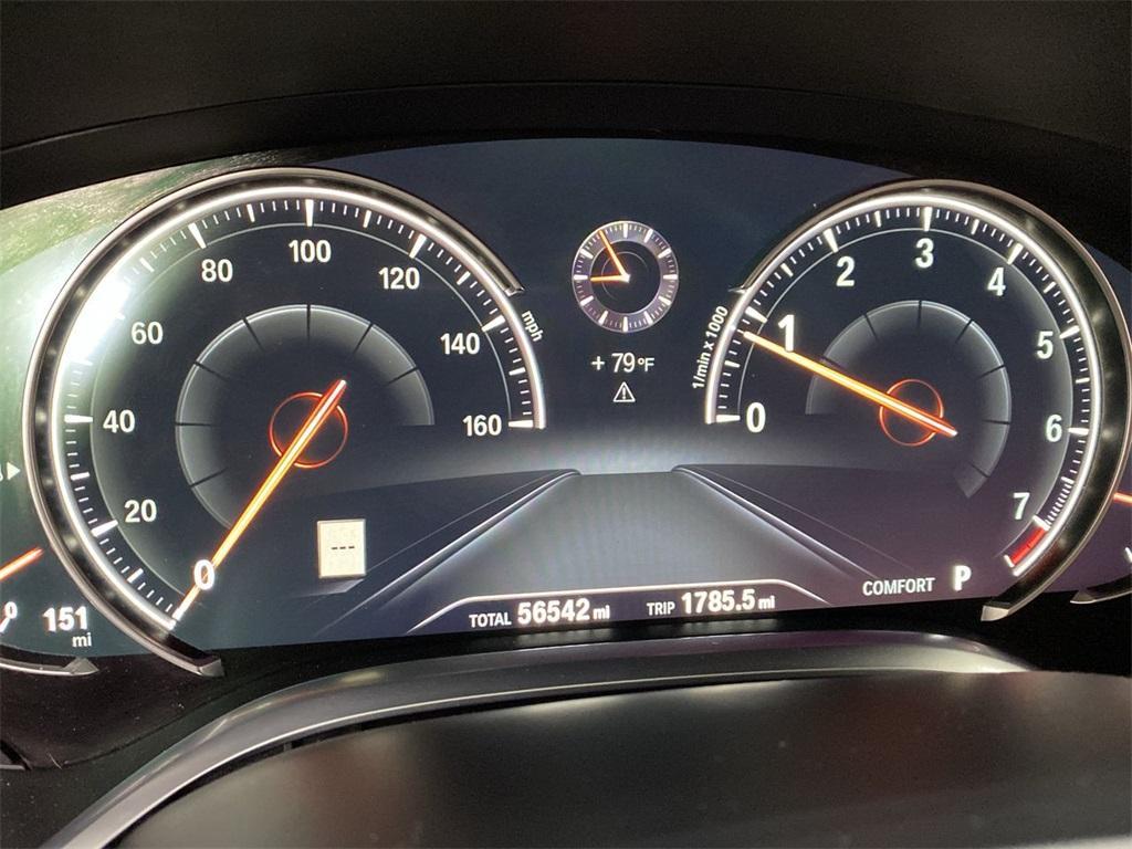 Used 2016 BMW 7 Series 750i xDrive for sale Sold at Gravity Autos Marietta in Marietta GA 30060 26