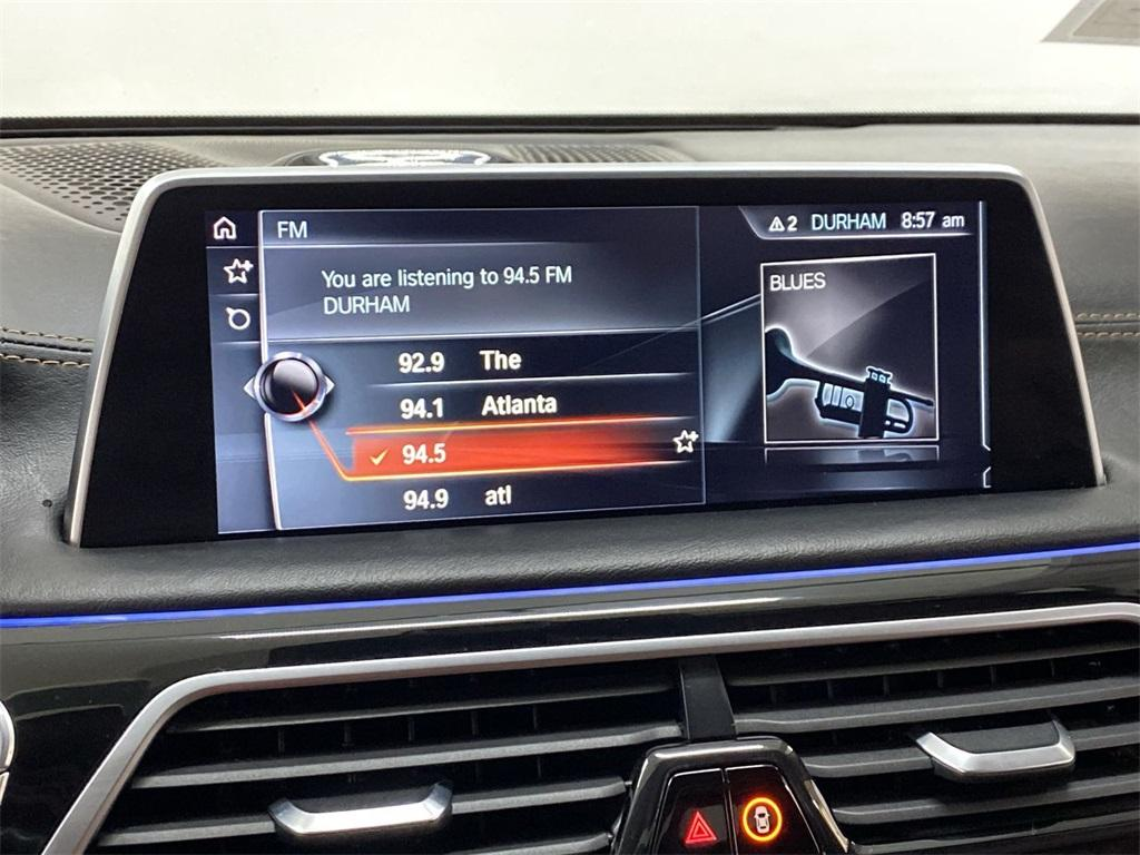 Used 2016 BMW 7 Series 750i xDrive for sale Sold at Gravity Autos Marietta in Marietta GA 30060 34