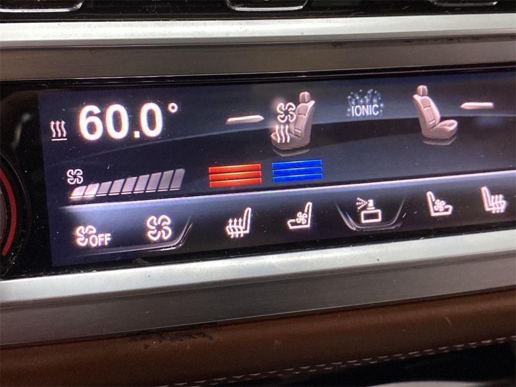 Used 2016 BMW 7 Series 750i xDrive for sale Sold at Gravity Autos Marietta in Marietta GA 30060 36