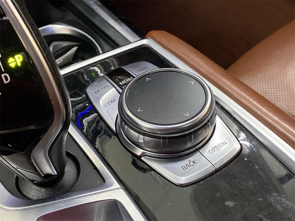 Used 2016 BMW 7 Series 750i xDrive for sale Sold at Gravity Autos Marietta in Marietta GA 30060 40