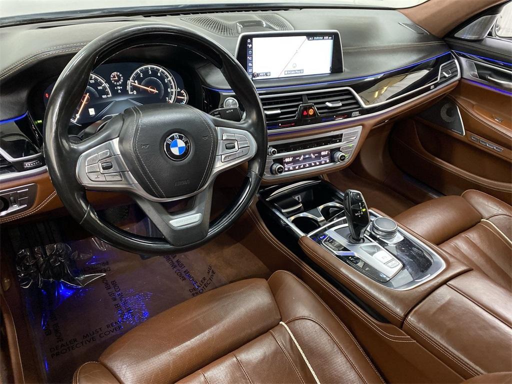 Used 2016 BMW 7 Series 750i xDrive for sale Sold at Gravity Autos Marietta in Marietta GA 30060 42