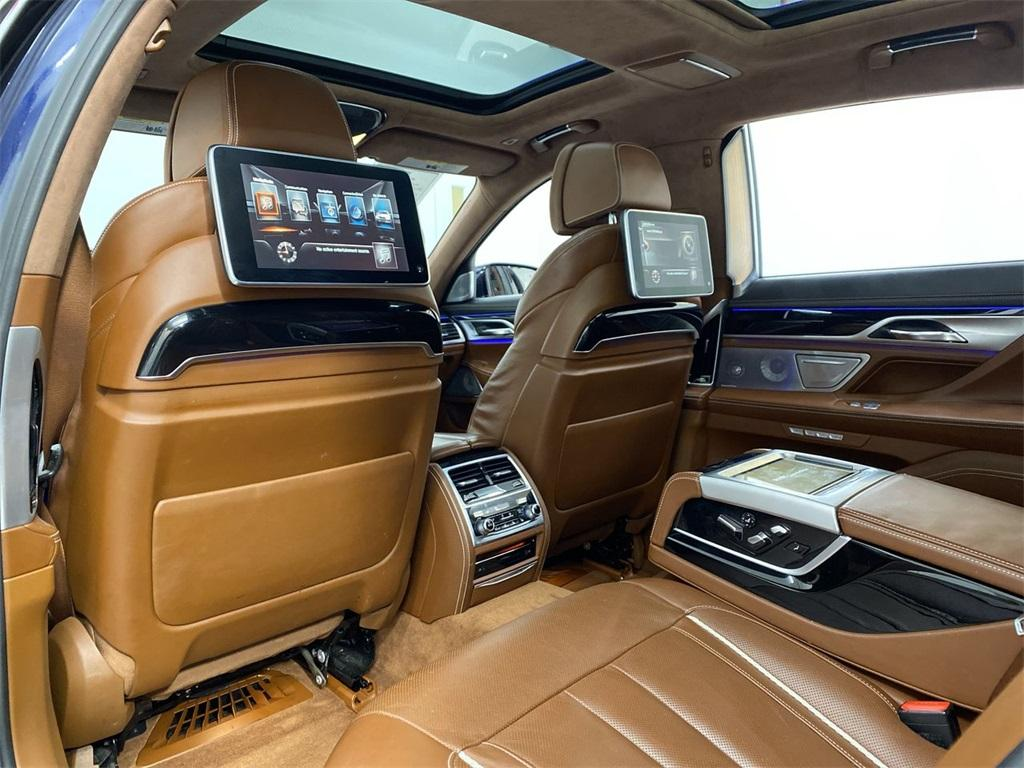 Used 2016 BMW 7 Series 750i xDrive for sale Sold at Gravity Autos Marietta in Marietta GA 30060 44
