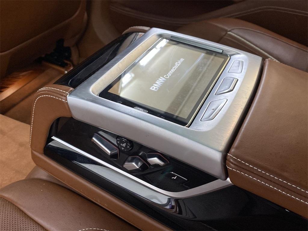 Used 2016 BMW 7 Series 750i xDrive for sale Sold at Gravity Autos Marietta in Marietta GA 30060 45