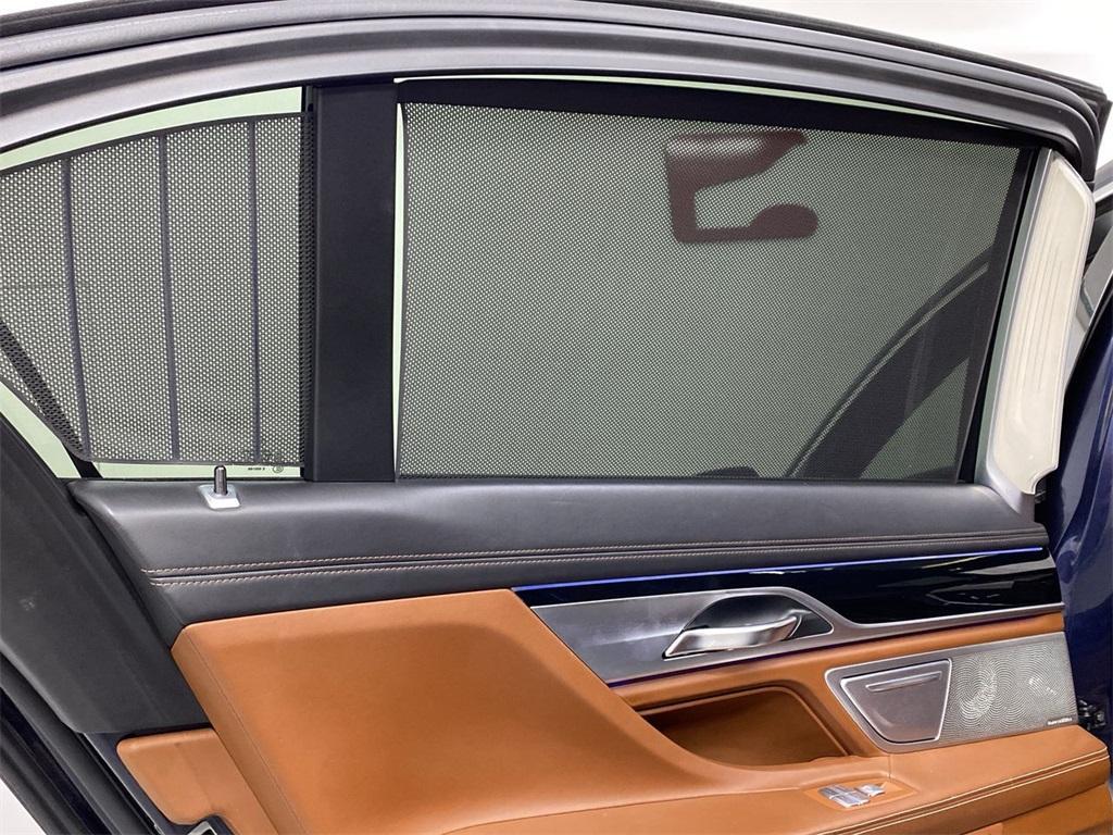 Used 2016 BMW 7 Series 750i xDrive for sale Sold at Gravity Autos Marietta in Marietta GA 30060 48