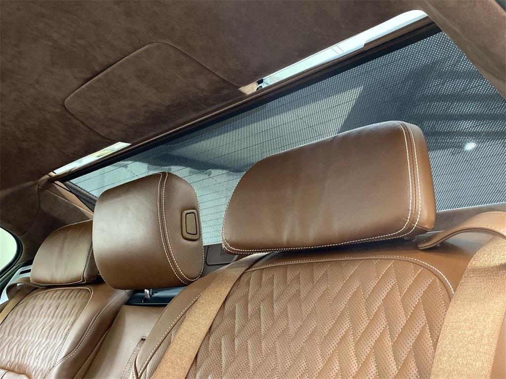 Used 2016 BMW 7 Series 750i xDrive for sale Sold at Gravity Autos Marietta in Marietta GA 30060 49