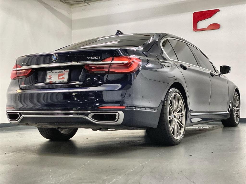 Used 2016 BMW 7 Series 750i xDrive for sale Sold at Gravity Autos Marietta in Marietta GA 30060 7