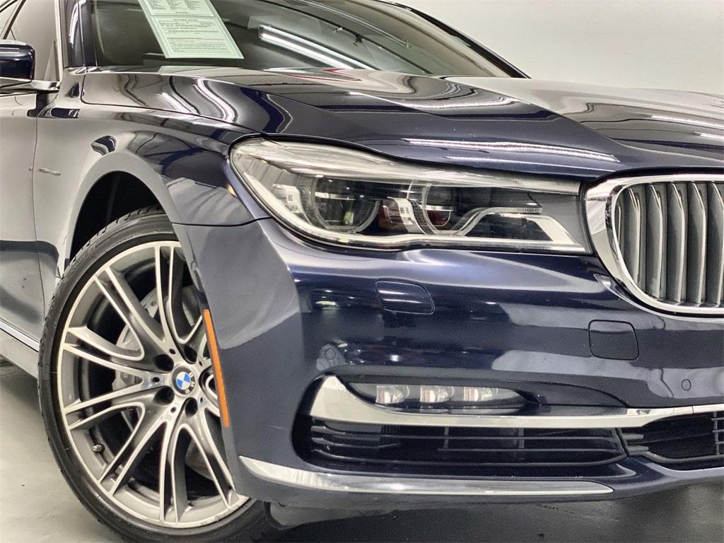 Used 2016 BMW 7 Series 750i xDrive for sale Sold at Gravity Autos Marietta in Marietta GA 30060 8