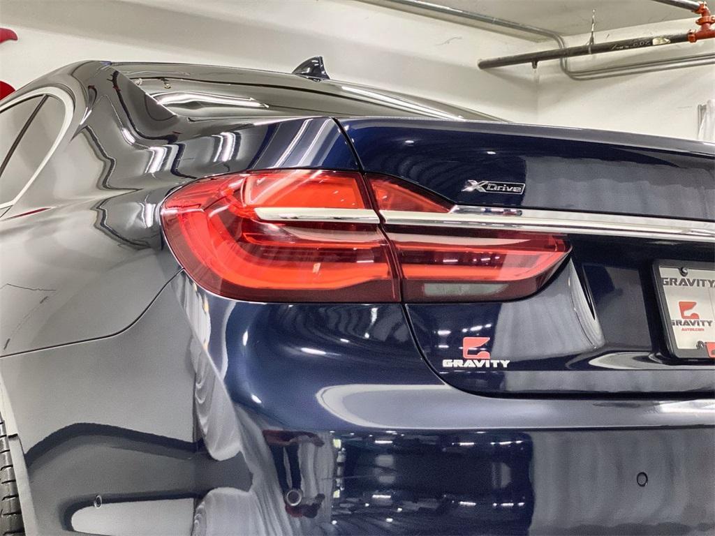 Used 2016 BMW 7 Series 750i xDrive for sale Sold at Gravity Autos Marietta in Marietta GA 30060 9