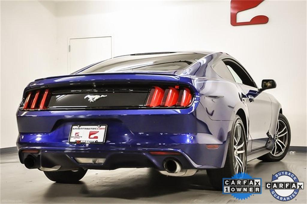 Used 2016 Ford Mustang EcoBoost for sale Sold at Gravity Autos Marietta in Marietta GA 30060 4