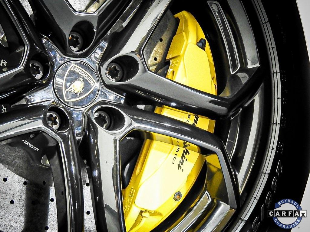 Used 2015 Lamborghini Aventador LP700-4 for sale Sold at Gravity Autos Marietta in Marietta GA 30060 17