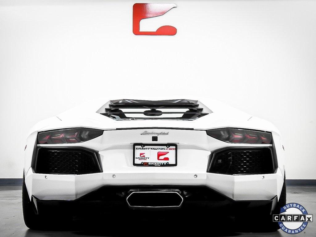 Used 2015 Lamborghini Aventador LP700-4 for sale Sold at Gravity Autos Marietta in Marietta GA 30060 18