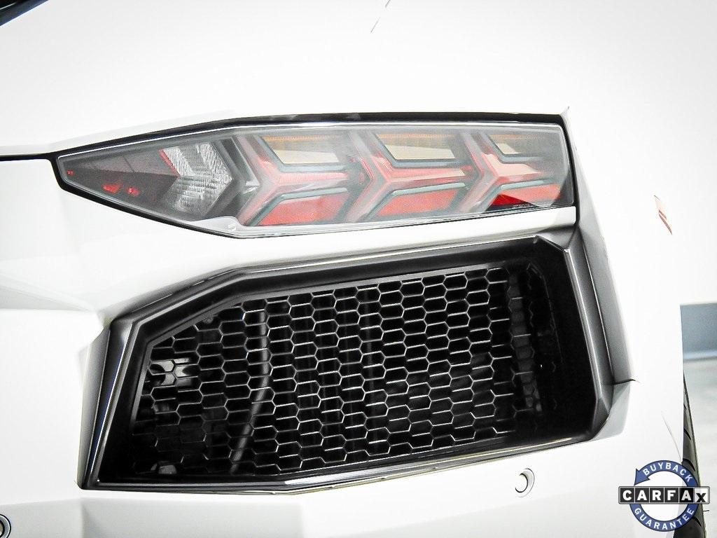 Used 2015 Lamborghini Aventador LP700-4 for sale Sold at Gravity Autos Marietta in Marietta GA 30060 20