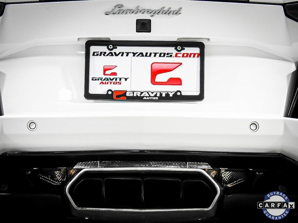Used 2015 Lamborghini Aventador LP700-4 for sale Sold at Gravity Autos Marietta in Marietta GA 30060 21