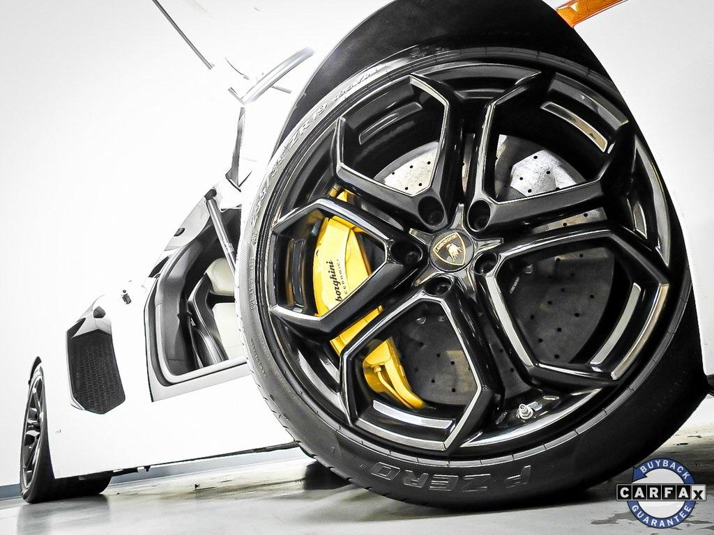 Used 2015 Lamborghini Aventador LP700-4 for sale Sold at Gravity Autos Marietta in Marietta GA 30060 26
