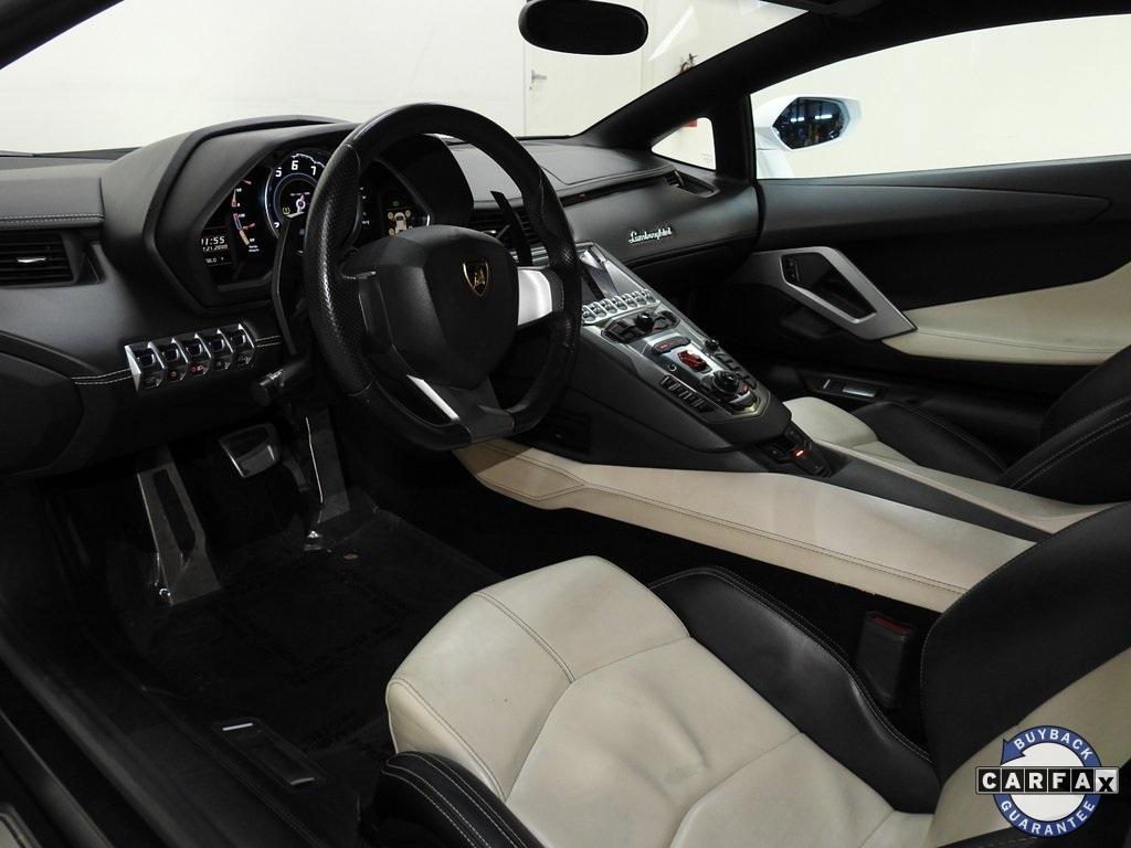 Used 2015 Lamborghini Aventador LP700-4 for sale Sold at Gravity Autos Marietta in Marietta GA 30060 28