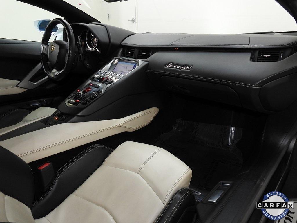 Used 2015 Lamborghini Aventador LP700-4 for sale Sold at Gravity Autos Marietta in Marietta GA 30060 29