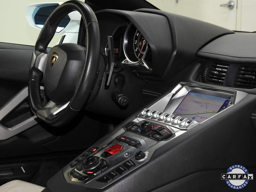 Used 2015 Lamborghini Aventador LP700-4 for sale Sold at Gravity Autos Marietta in Marietta GA 30060 30