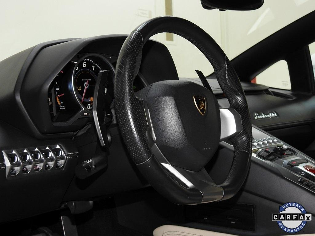 Used 2015 Lamborghini Aventador LP700-4 for sale Sold at Gravity Autos Marietta in Marietta GA 30060 34