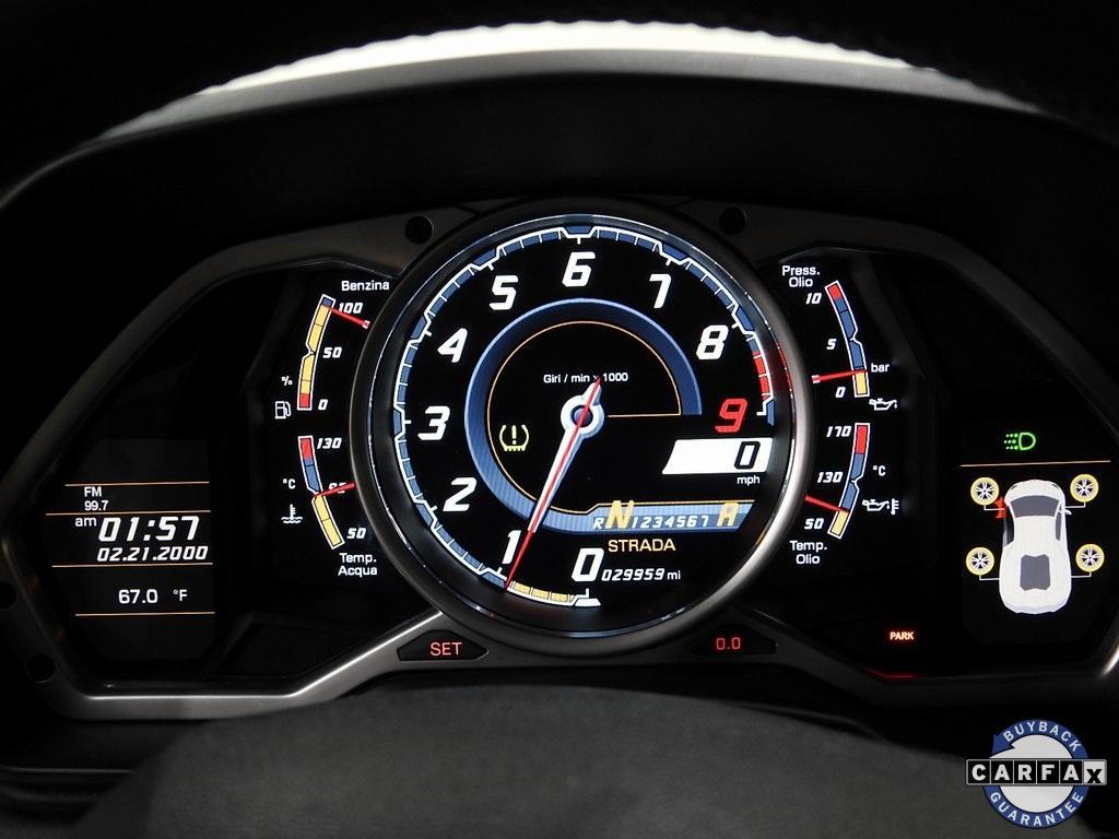 Used 2015 Lamborghini Aventador LP700-4 for sale Sold at Gravity Autos Marietta in Marietta GA 30060 35