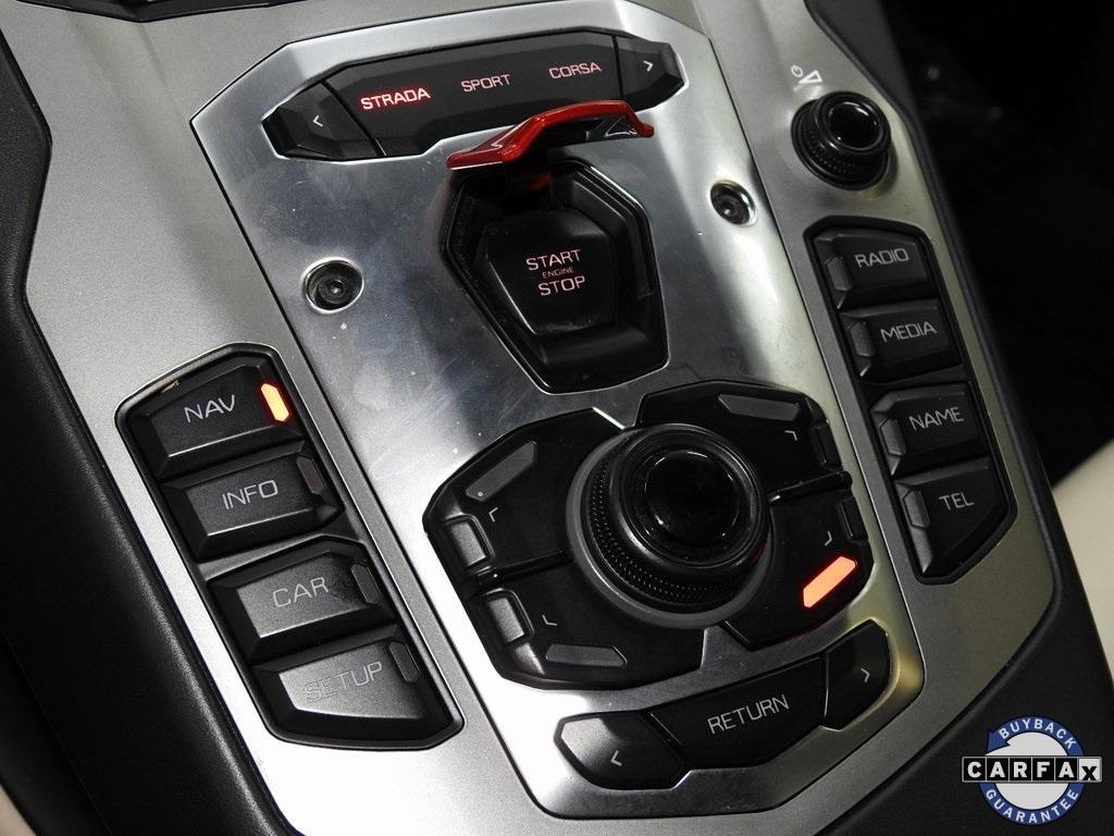 Used 2015 Lamborghini Aventador LP700-4 for sale Sold at Gravity Autos Marietta in Marietta GA 30060 39