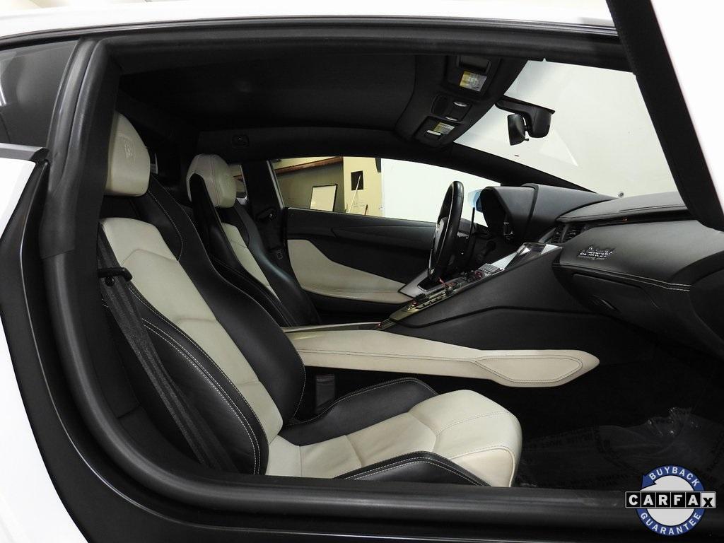 Used 2015 Lamborghini Aventador LP700-4 for sale Sold at Gravity Autos Marietta in Marietta GA 30060 47