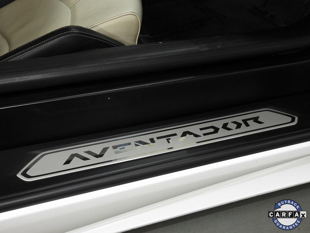 Used 2015 Lamborghini Aventador LP700-4 for sale Sold at Gravity Autos Marietta in Marietta GA 30060 48