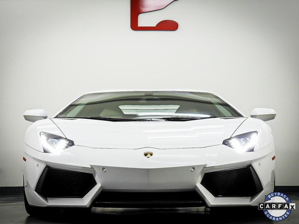 Used 2015 Lamborghini Aventador LP700-4 for sale Sold at Gravity Autos Marietta in Marietta GA 30060 5