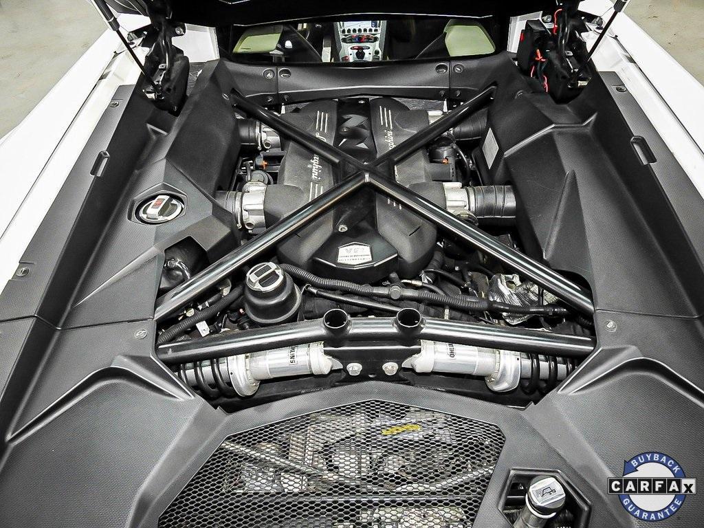 Used 2015 Lamborghini Aventador LP700-4 for sale Sold at Gravity Autos Marietta in Marietta GA 30060 50