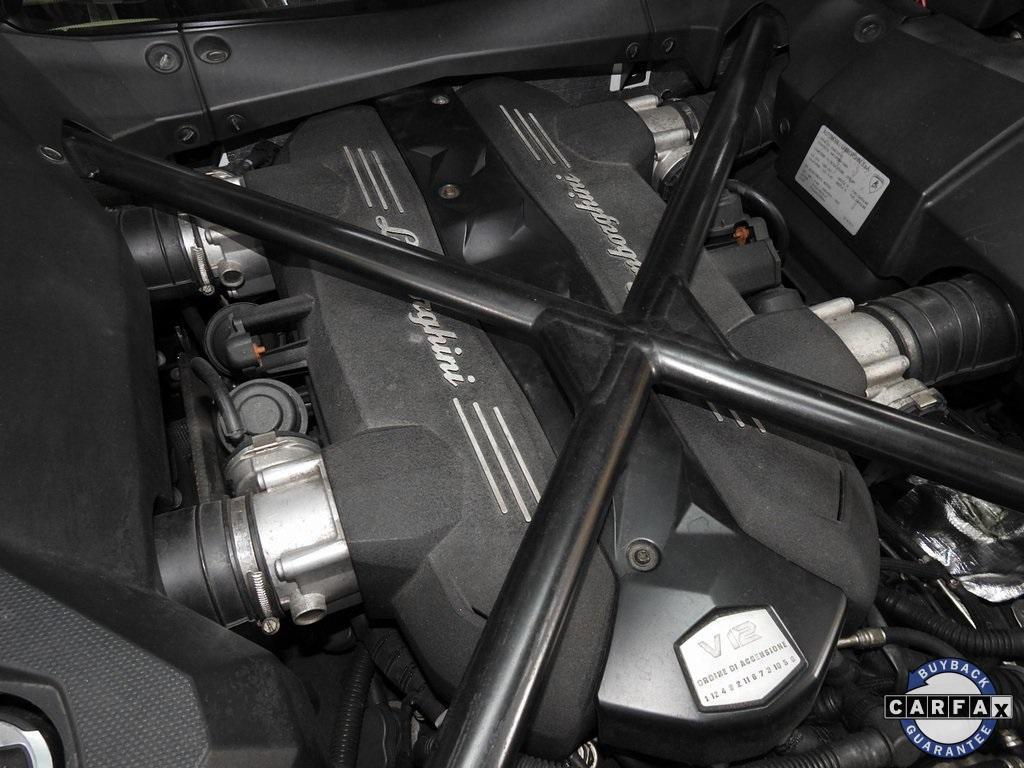 Used 2015 Lamborghini Aventador LP700-4 for sale Sold at Gravity Autos Marietta in Marietta GA 30060 51