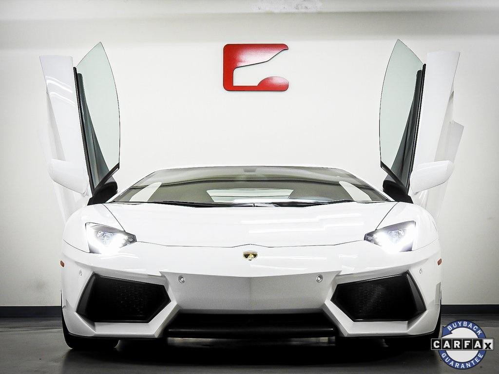Used 2015 Lamborghini Aventador LP700-4 for sale Sold at Gravity Autos Marietta in Marietta GA 30060 6