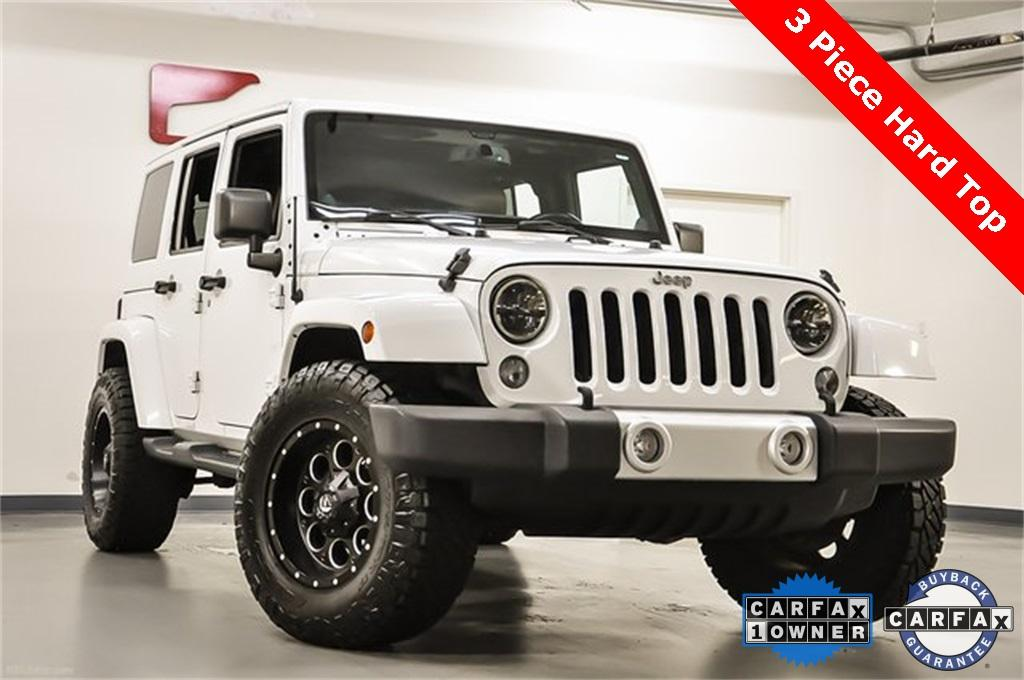 Used 2014 Jeep Wrangler Unlimited Sahara For Sale 28 384 Gravity Autos Stock 158323