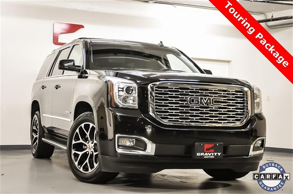 Used 2015 Gmc Yukon Denali For Sale 38 665 Gravity Autos Stock 267916