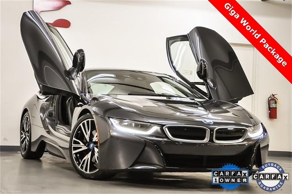Used 2015 Bmw I8 For Sale 61 500 Gravity Autos Stock 392415
