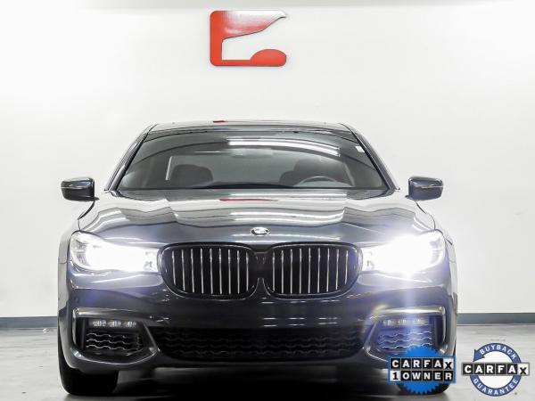 Used 2017 BMW 7 Series 740i for sale Sold at Gravity Autos in Roswell GA 30076 2