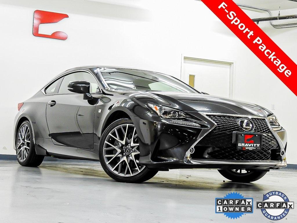 Used 2017 Lexus Rc 300 For 33