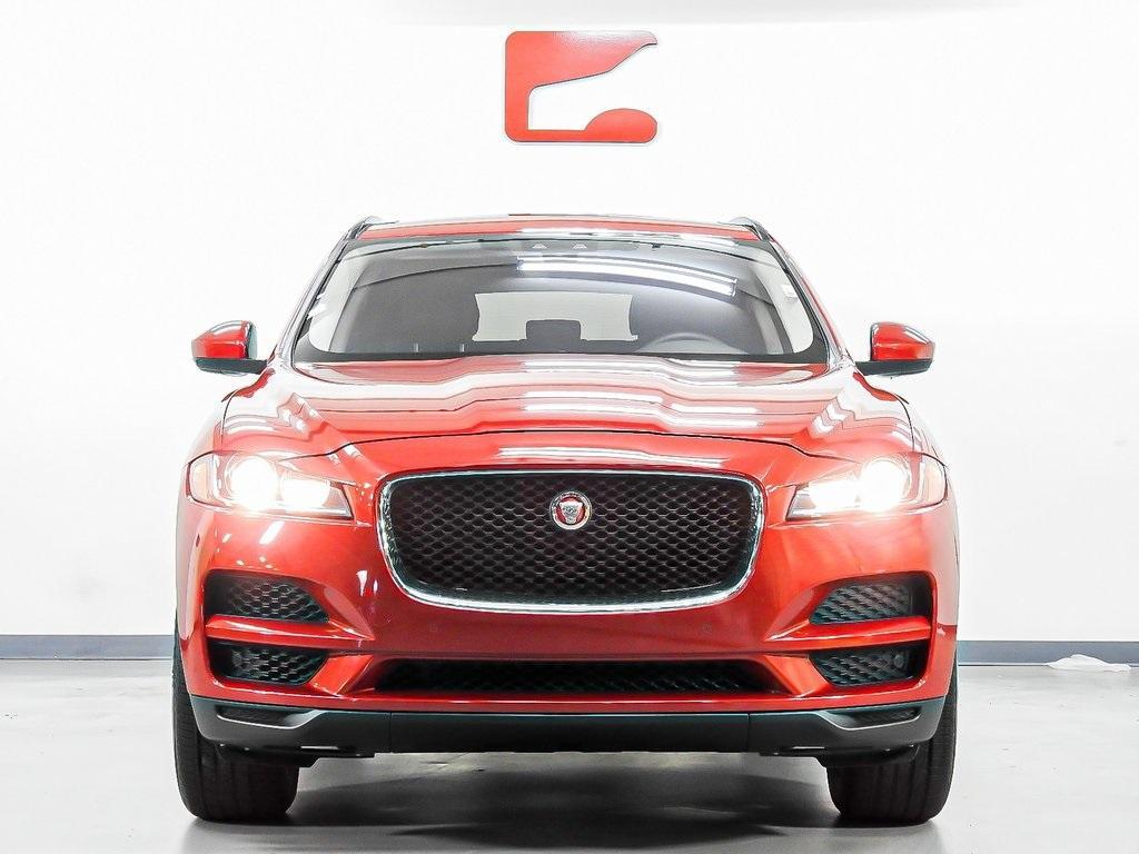 Used 2019 Jaguar F Pace 25t Premium For Sale 39 142 Gravity Autos Stock 358133