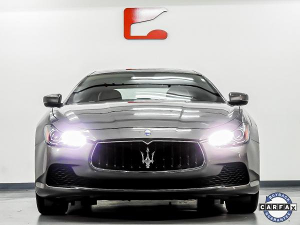 Used 2017 Maserati Ghibli for sale $31,447 at Gravity Autos in Roswell GA 30076 2