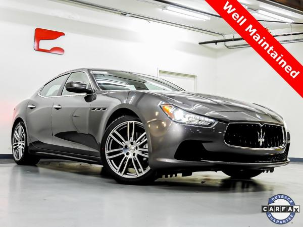 Used 2017 Maserati Ghibli for sale $31,447 at Gravity Autos in Roswell GA 30076 1