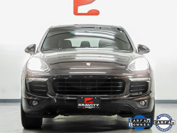 Used 2017 Porsche Cayenne Platinum Edition for sale $38,149 at Gravity Autos in Roswell GA 30076 2